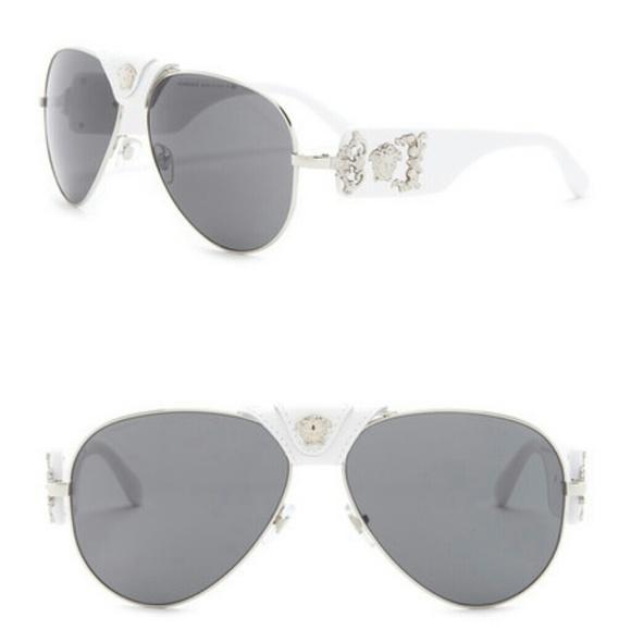 c89698d8d4c Versace Rock Icons Medusa Sunglasses